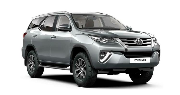Чип-тюнинг Toyota Fortuner в Екатеринбурге